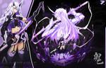 [CLOSE] Adoptable #7 ONI Curse Katana [AUCTION]