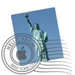Apple Mail Dock icon - NYC