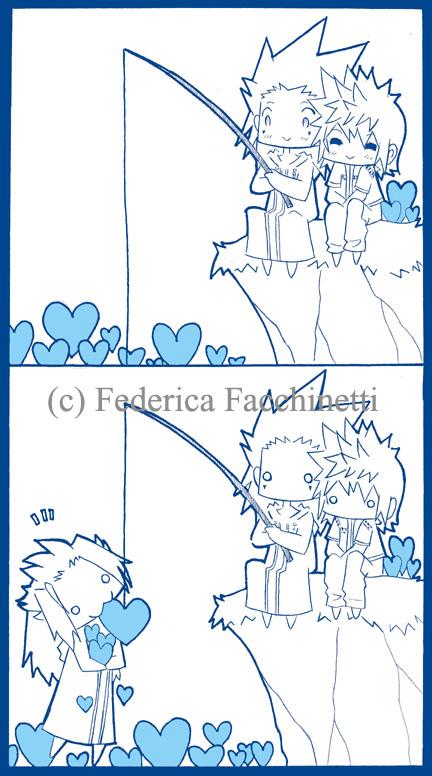 +akuroku:who wants a heart?+ by Jack666rulez