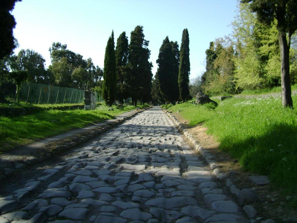 Via appia antica by marcusaurelius1986 on deviantart for Cioccari arredamenti via appia