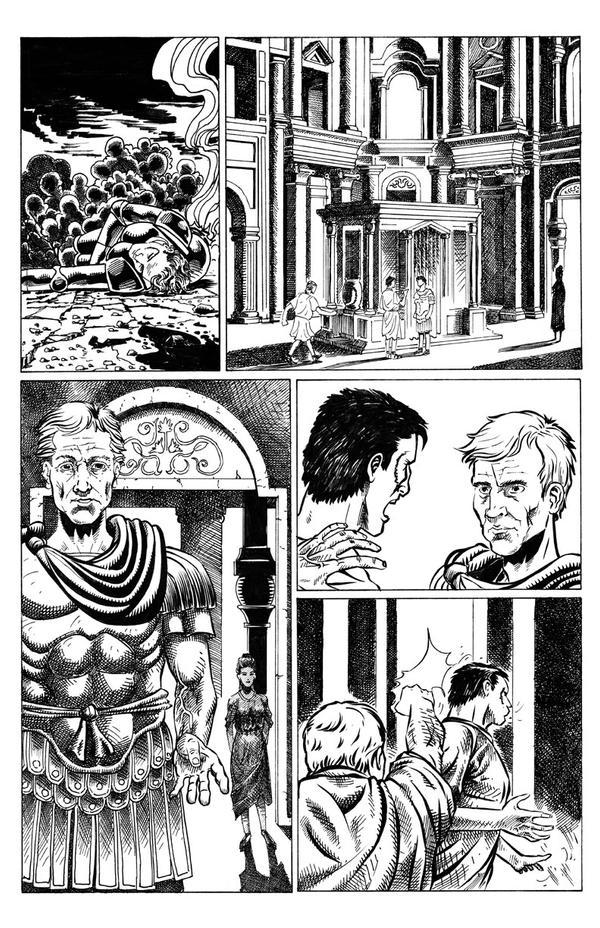 Page 4 of Roman Steampunk by artistjoshmills