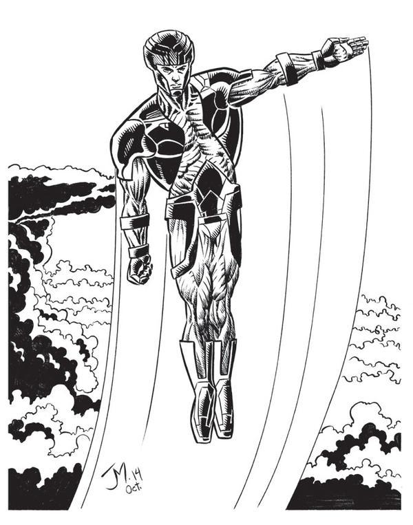 XO Manowar by artistjoshmills