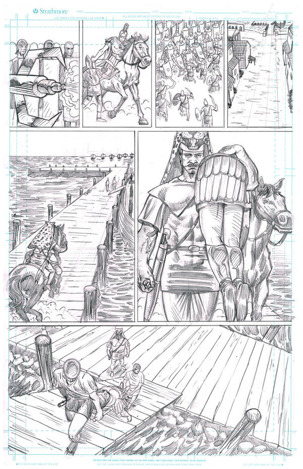 Steamroma: Croton Page 15 by artistjoshmills