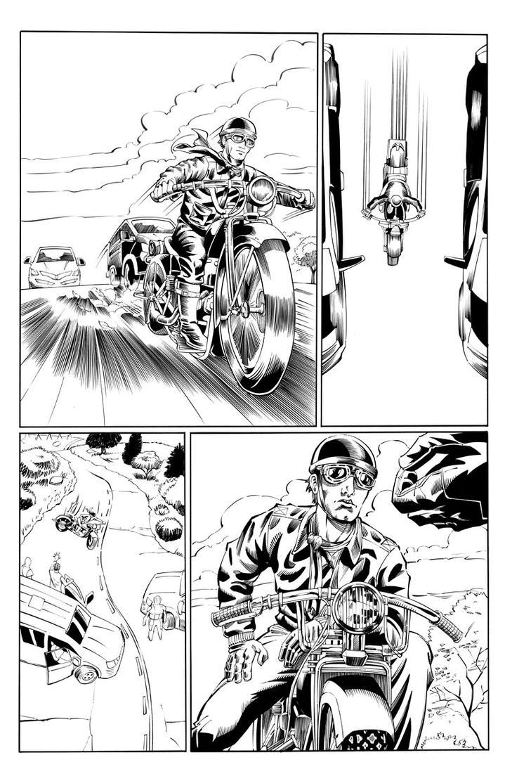 Rock Slingers page 5 by artistjoshmills