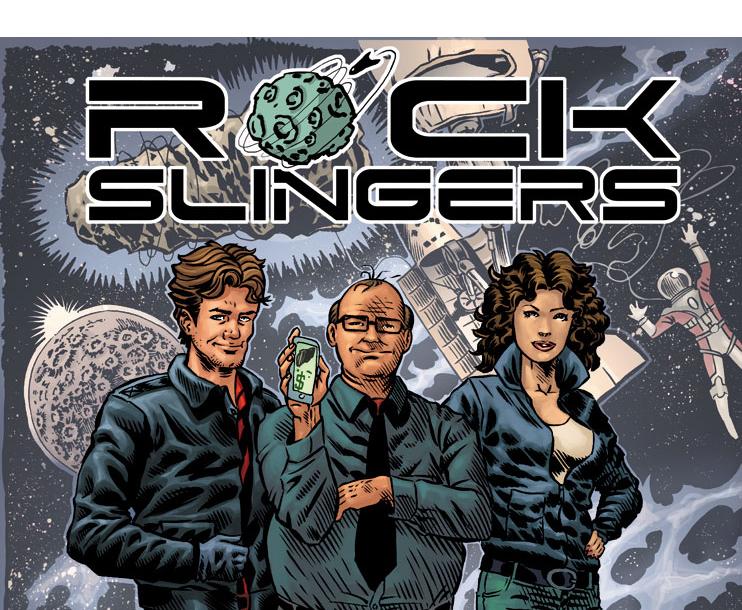 Rock Slingers logo by artistjoshmills