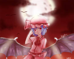 Scarlet Devil by Raito-Morichika