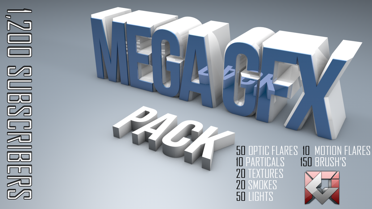 FREE MEGA GFX PACK 2012 (Download in Description) by CreateMyIntro
