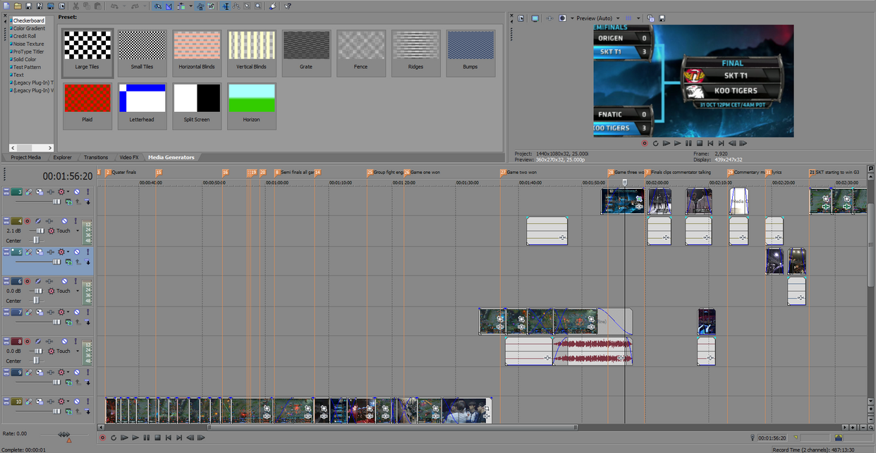 Project file for my latest video by CreateMyIntro