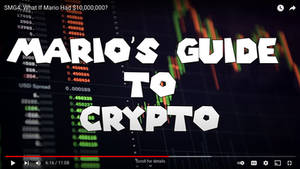 a man who failed internet safety know crypto?