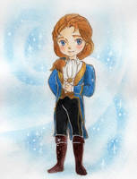Disney chibi Guys:Vo.4 by StrongHeart655