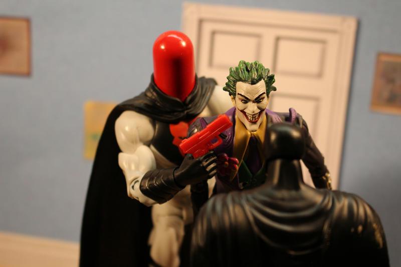 The boy still hasn't learned has he Bats? by GhostLord89