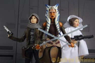 Girl Power Star Wars Style