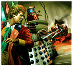 Dr Who PATIENT ZERO