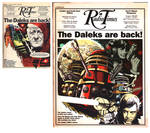 DR WHO Radio Times