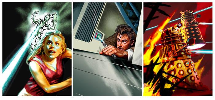 Dr Who Original Sample Images