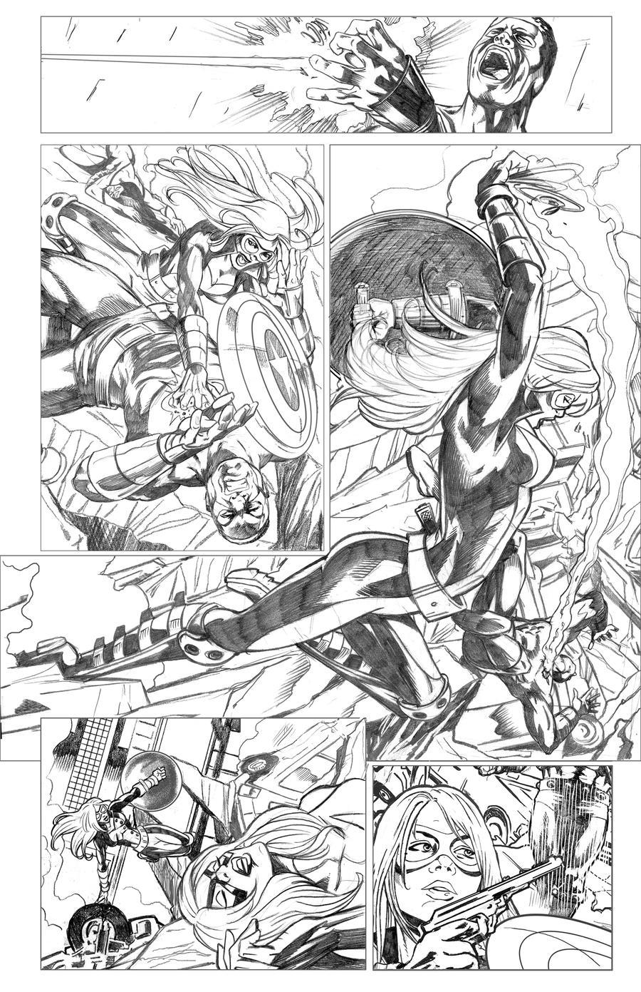 New Avengers 56 Sample Pg 4.jpg by BrianAW