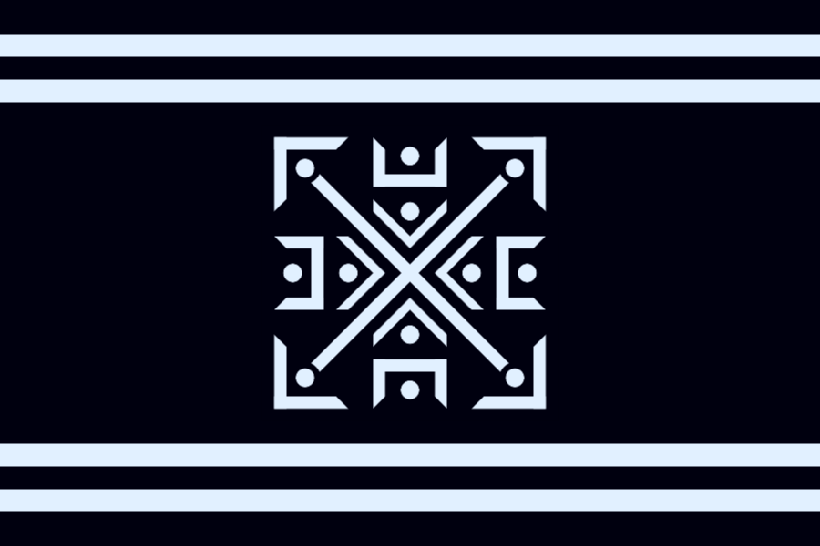 Personal Flag by WhiteDragon2500