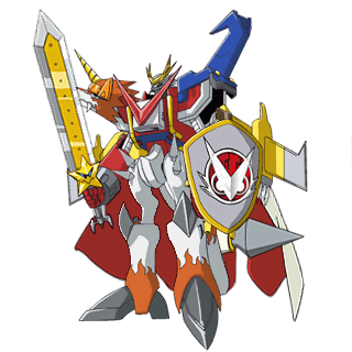 shoutmon x5k edit by miraclefox on deviantart