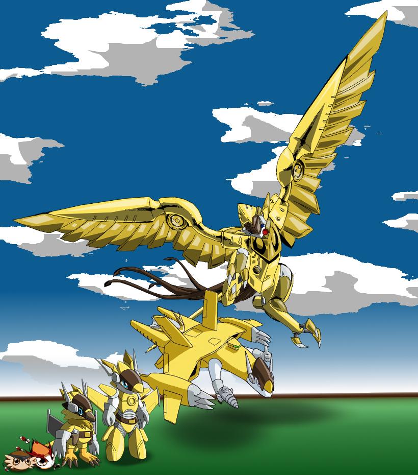 Digimon Mega Digimon  Characters  TV Tropes