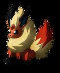 Mega Eeveelutions: Mega Flareon