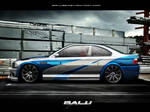BMW M3 Most Wanted