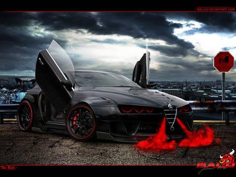 Alfa Romeo Brera ala Bull