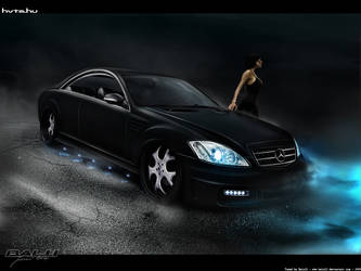 Mercedes W221 DUB by Balu32
