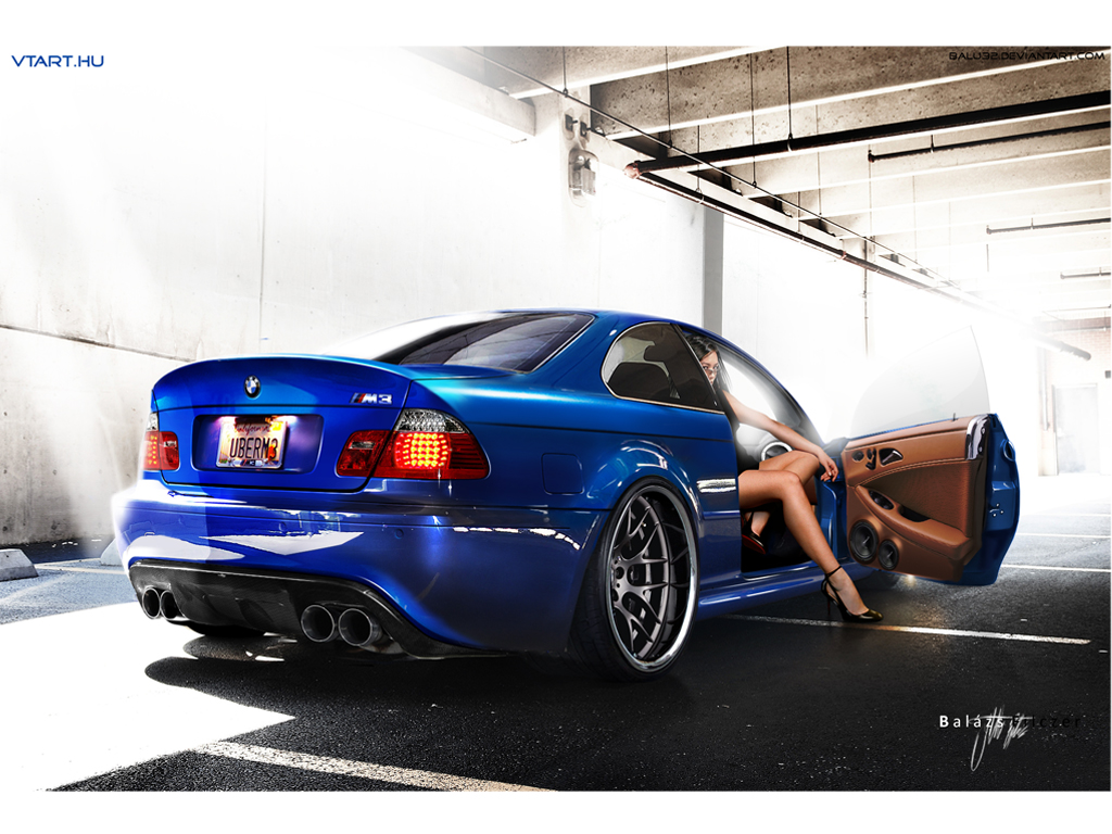 Bmw M3 by Balu32