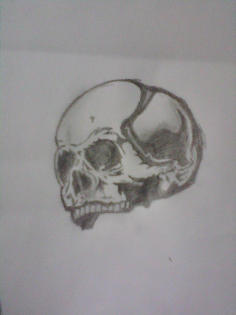Evil Skull by 16sweety on DeviantArt