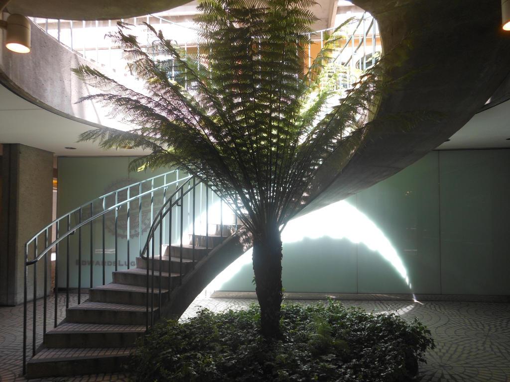 Staircase at The Embarcadero, San Francisco