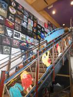 Rasputin Music Stairs by discoinferno84