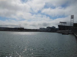 McCovey Cove Deserted by discoinferno84