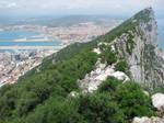 Atop The Rock of Gibraltar