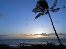 Grand Wailea Sunset by discoinferno84