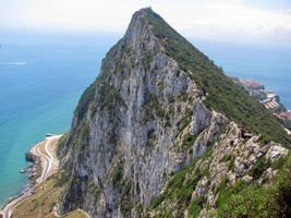 Atop Gibraltar by discoinferno84