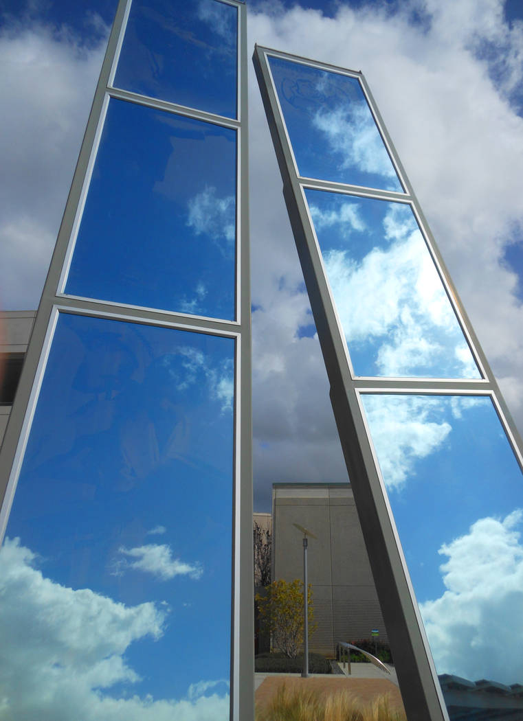 Mirrored Sky by discoinferno84