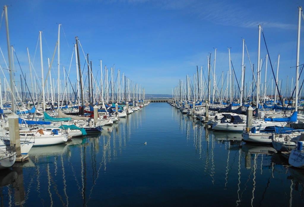 South Beach Harbor, San Francisco by discoinferno84