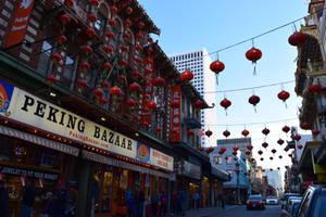 Peking Bazaar, San Francisco by discoinferno84