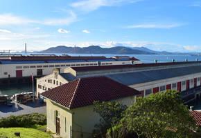 Fort Mason, San Francisco by discoinferno84