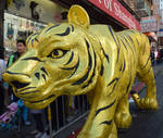 The Golden Tiger