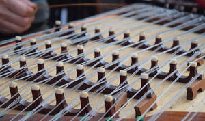 The Guzheng by discoinferno84