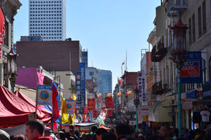 San Francisco Chinese New Year Festival by discoinferno84