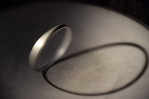 Spinning Ring In Light And Shadow by discoinferno84