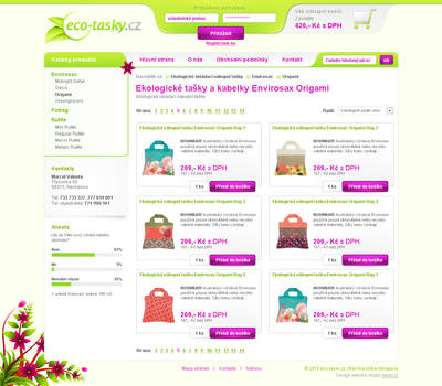 ecological bags reseller