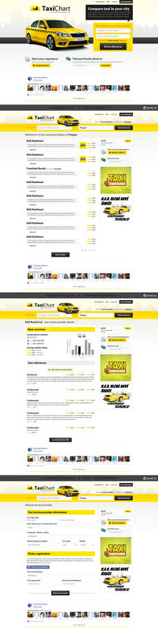 taxi comparison website