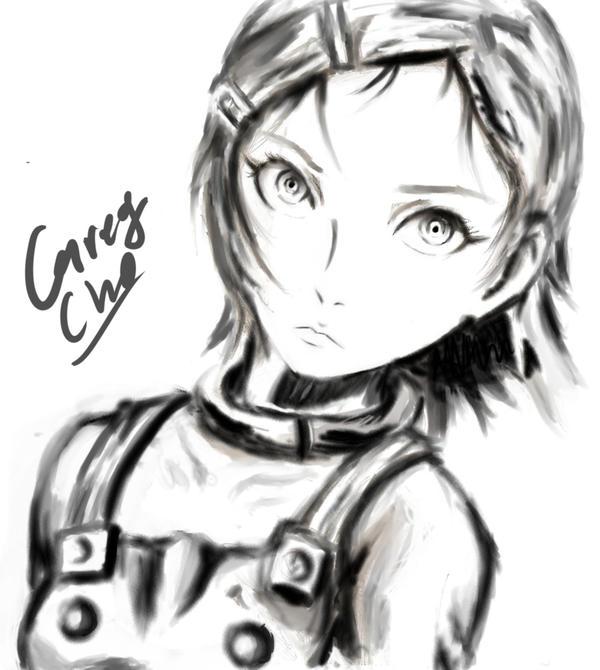 eureka seven by gregcho