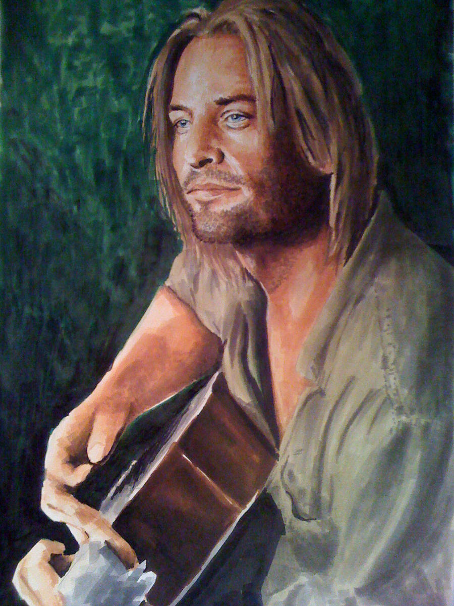 Dear Mr. Sawyer by EshiraArt