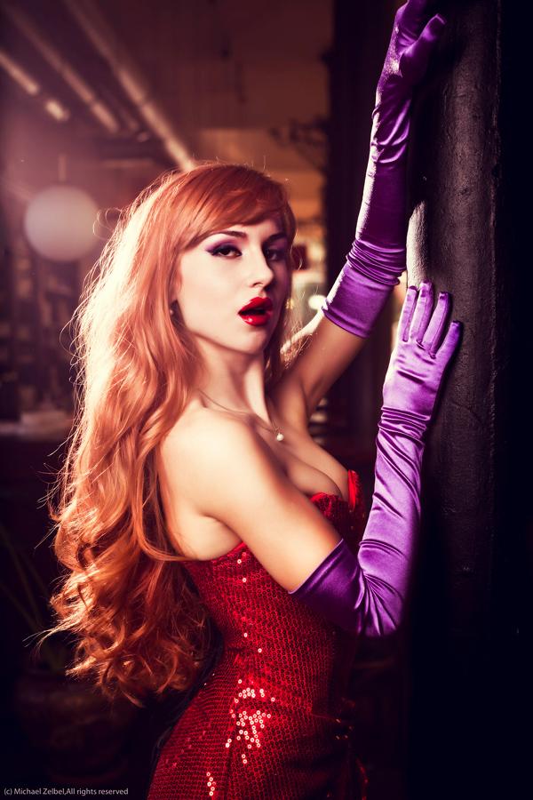 Jessica Rabbit cosplay by JessDCosplay on DeviantArt