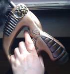 Steampunk Gun pt 2