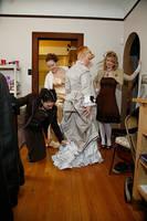 Steampunk Wedding 11 by veririaa
